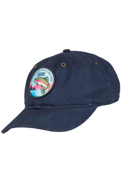 Official Crown of Laurel Catch Strapback Gorra (navy)
