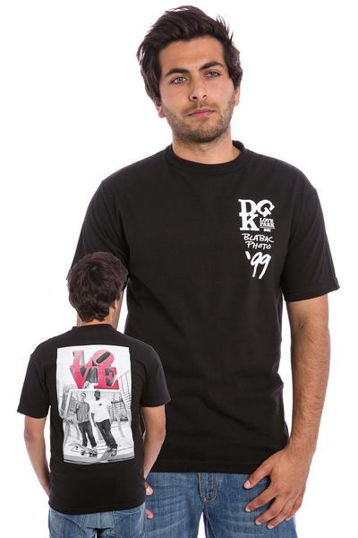 DGK Skateboards x Blabac '99 T-Shirt (black)