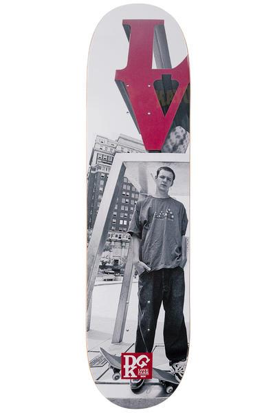 """DGK Skateboards x Blabac '99 8.06"""" Deck (white)"""