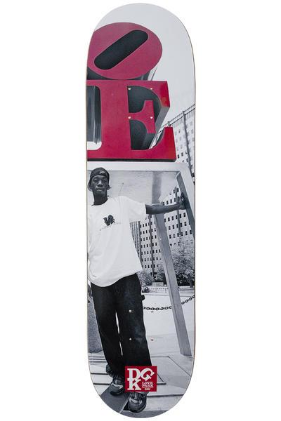 """DGK Skateboards x Blabac '99 8.125"""" Deck (white)"""