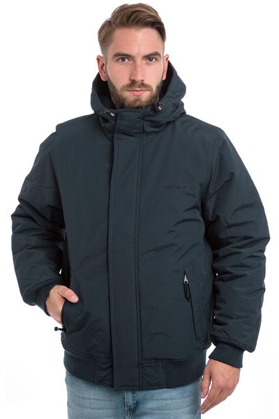 Carhartt WIP Kodiak Jacket (navy black)