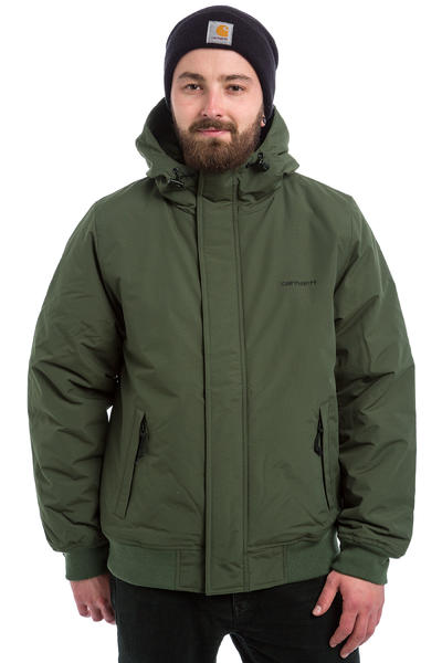 Carhartt WIP Kodiak Jacket (laurel black)