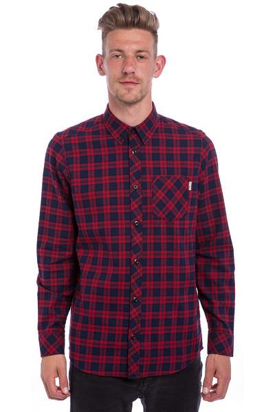 Carhartt WIP Shawn Camisa de franela (shawn check grape rinsed)