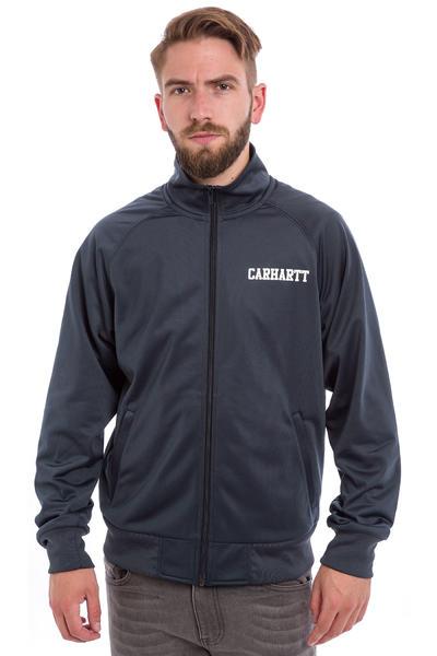 Carhartt WIP College Track Jacke (navy white)