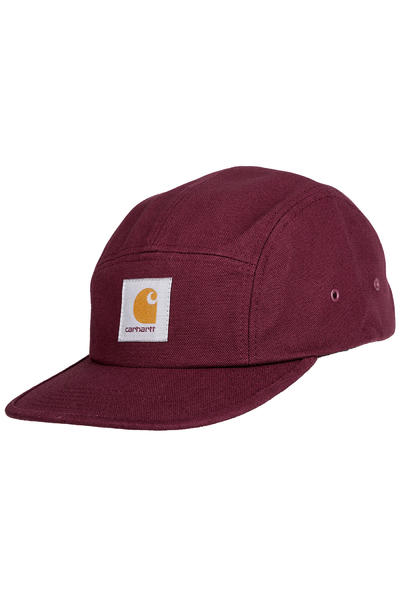 Carhartt WIP Backley 5 Panel Cap (chianti)