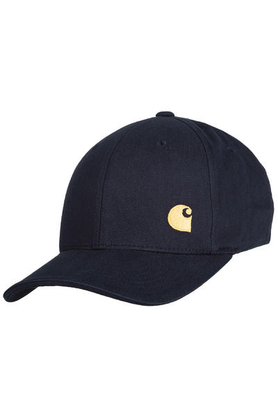 Carhartt WIP Match FlexFit Casquette (black gold)
