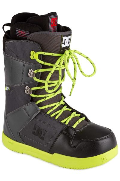 DC Phase Boot 2016/17 (dark shadow black lime)