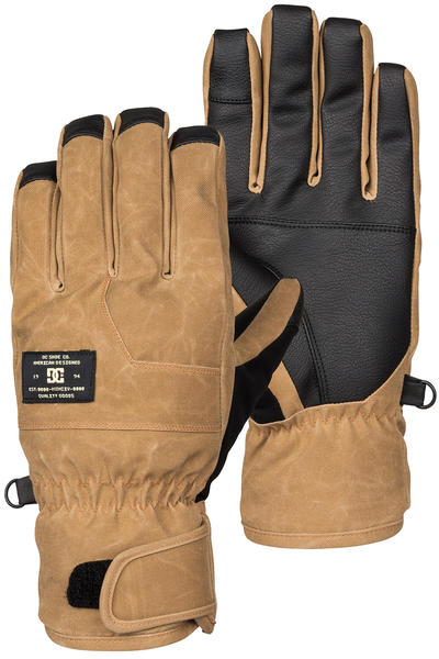 DC Seger SE Gloves (dull gold)