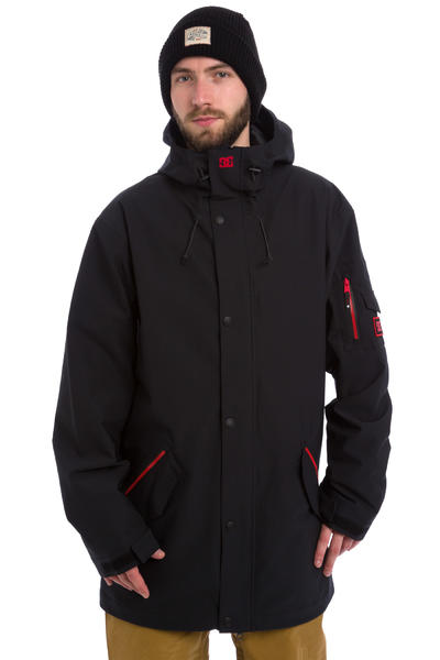 DC Torstein Corruption Snowboard Jacket (black)