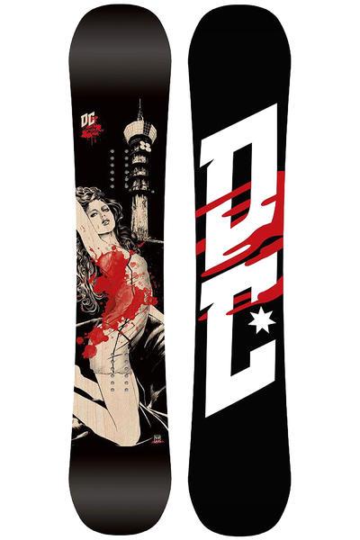 DC Media Blitz 154cm Snowboard 2016/17