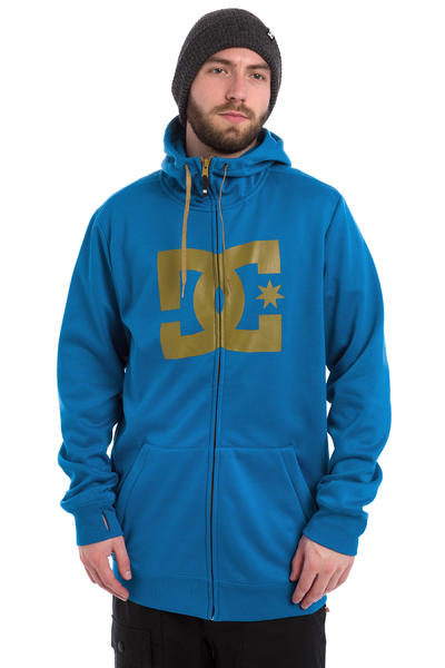 DC Snowstar Snow Zip-Hoodie (nautical blue)