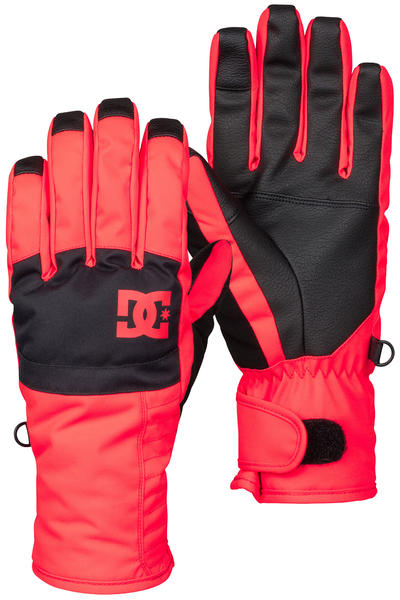 DC Seger Gants women (fiery coral)