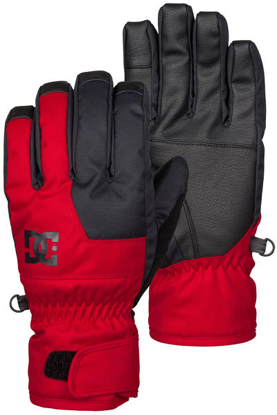 DC Seger Gants (racing red)