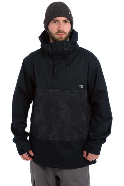 DC Rampant Snowboard Jacke (black)