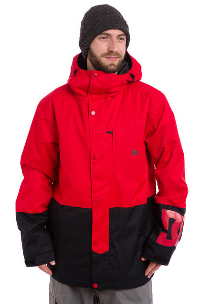 DC Defy Snowboard Jacke (racing red)