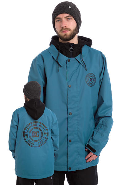 DC Cash Only Snowboard Jacket (copen blue)