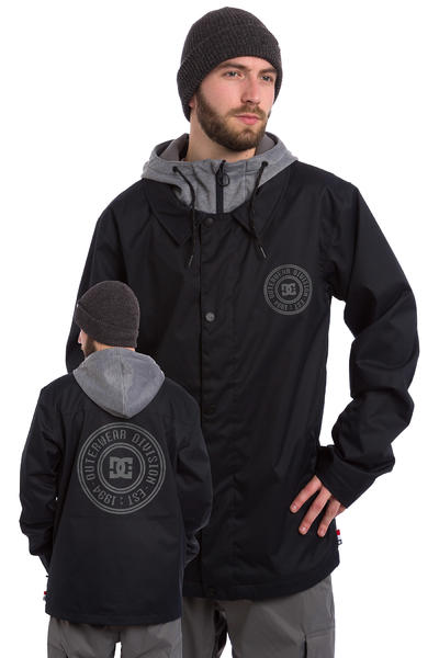 DC Cash Only Chaqueta Snow (black)