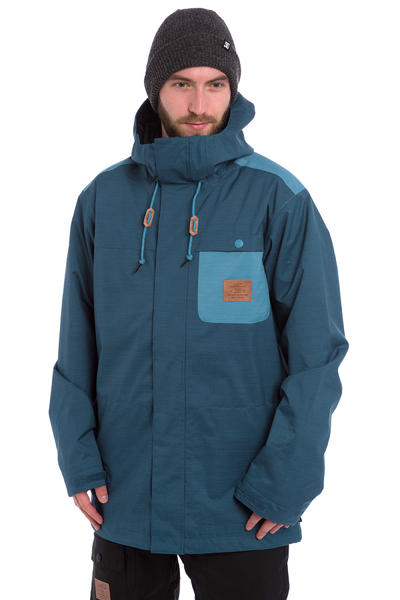 DC Deliquent Snowboard Jacke (insignia blue)