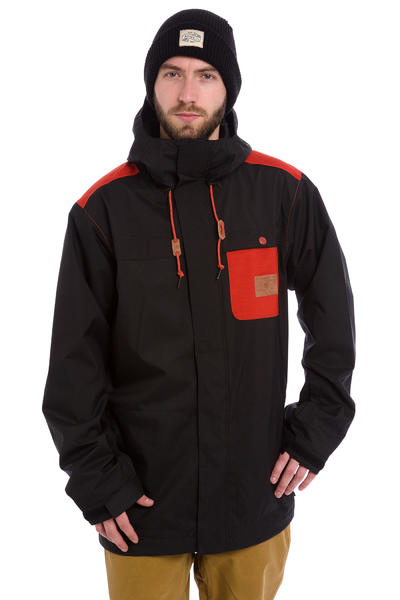 DC Deliquent Snowboard Jacket (black)