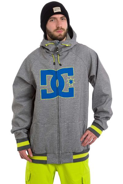 DC Spectrum Snowboard Jacke (heather petwer)