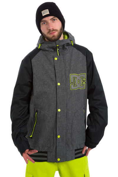 DC DCLA Snowboard Jacke (black)