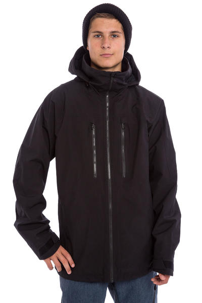 Burton AK 2L Swash Snowboard Jacket (true black)