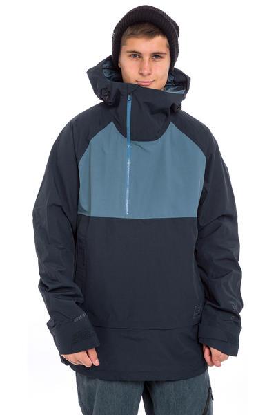 Burton AK 2L Velocity Anorak Snowboard Jacke (eclipse washed blue)