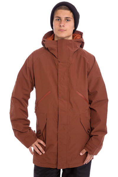 Burton Breach Snowboard Jacket (matador)