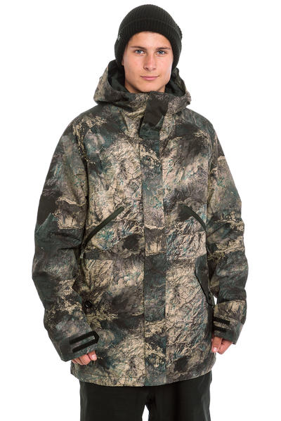 Burton Breach Snowboard Jacke (earth)