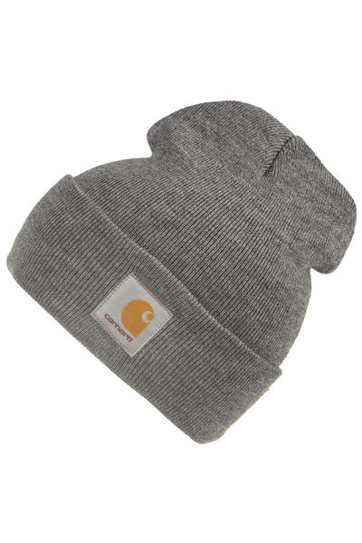 Carhartt WIP Short Watch Mütze (dark grey heather)