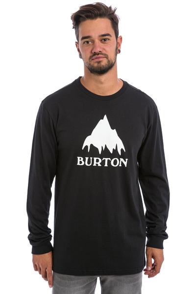 Burton Classic Mountain Longsleeve (true black)