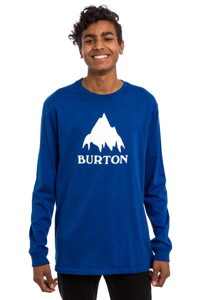 Burton Classic Mountain Camiseta de manga larga (true blue)