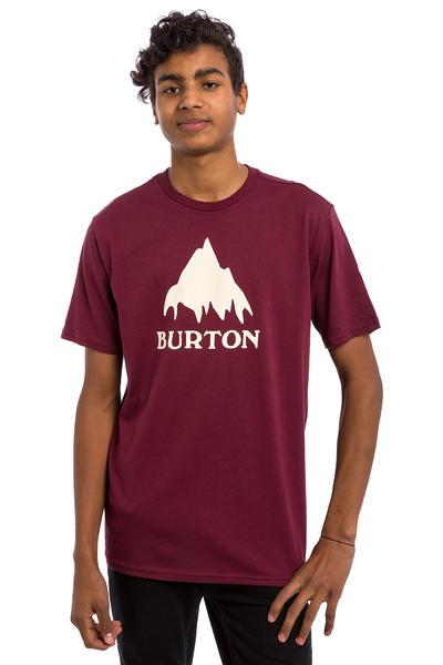 Burton Classic Mountain T-Shirt (wino)