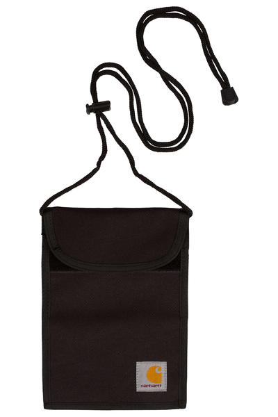 Carhartt WIP Collins Neck Pouch Bag (black)