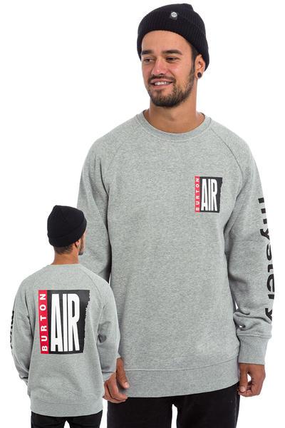 Burton Mystery Air Sweatshirt (grey heather)