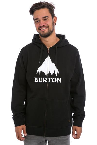 Burton Classic Mountain Zip-Hoodie (true black)