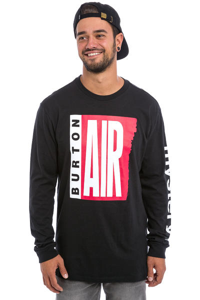 Burton Mystery Air Longsleeve (true black)