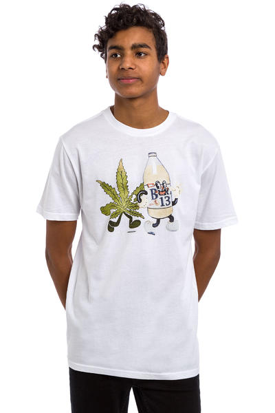 Burton Best Buds Camiseta (stout white)