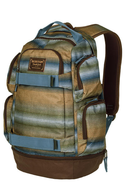 Burton Distortion Rucksack 29L (soylent stripe print)