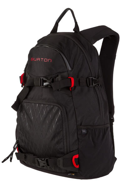 Burton Rider's 2.0 Backpack 24L (black cordura)