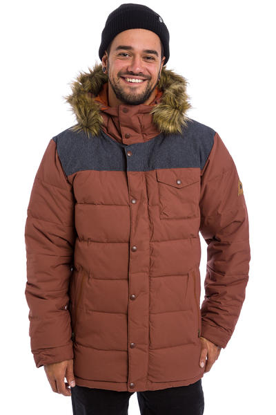 Burton Traverse Jacket (matador denim)