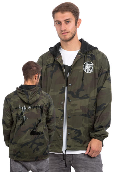 ThirtyTwo x Hood Rat Camo Veste (black)