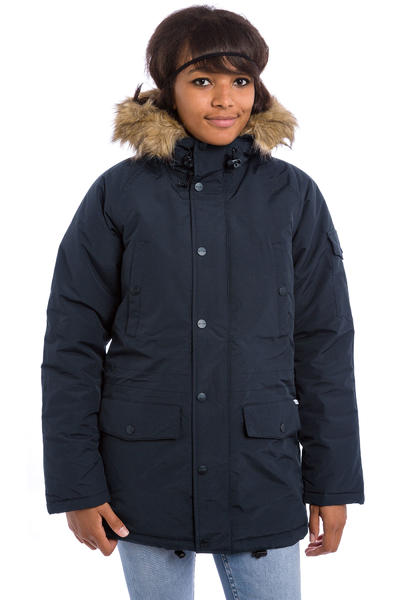 Carhartt WIP W' Anchorage Parka Jacket women (navy black)