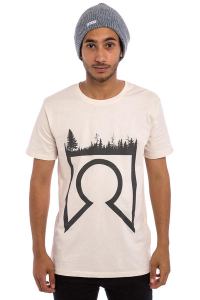 Private Forest Logo T-Shirt (off white)