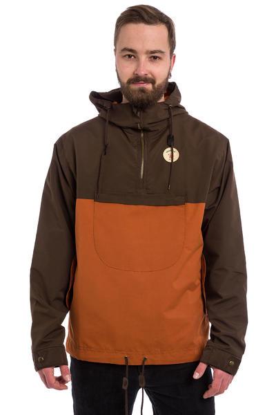 Turbokolor Freitag Jacket (dark brown brown)