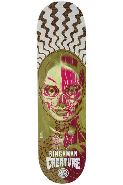 "Creature Bingaman Anatomy P2 8.375"" Deck (multi)"