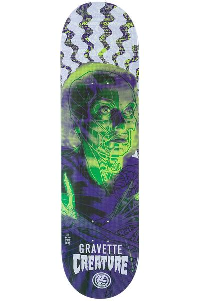 "Creature Gravette Anatomy P2 8.25"" Deck (multi)"