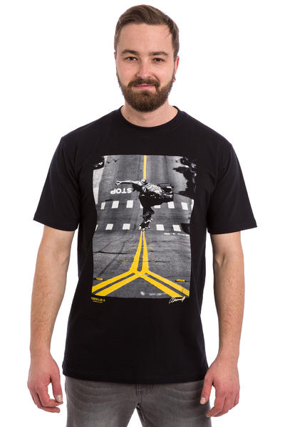 Turbokolor Anthony Claravall 001 T-Shirt (black)