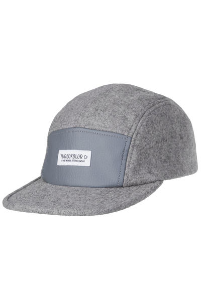 Turbokolor Pagan 5 Panel Cap (grey)