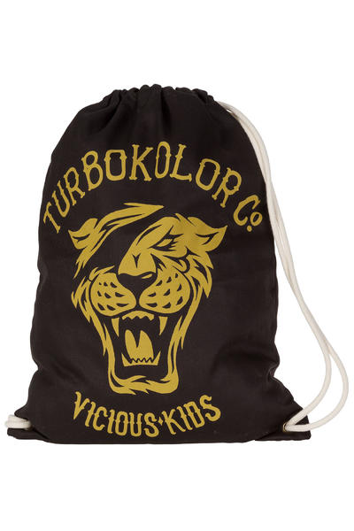 Turbokolor Shoebag Vicious Kids Tasche (black)